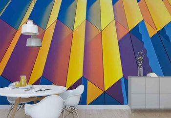 Ταπετσαρία τοιχογραφία Color Cascade