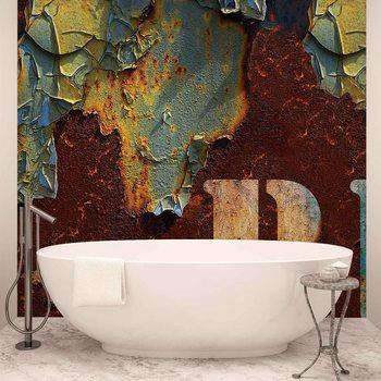 Ταπετσαρία τοιχογραφία Distressed Texture
