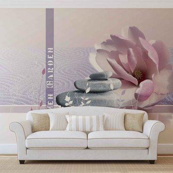 Ταπετσαρία τοιχογραφία Flower