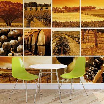 Ταπετσαρία τοιχογραφία Food Drink