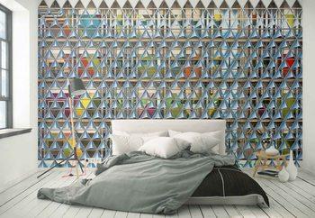 Ταπετσαρία τοιχογραφία Look Sharp