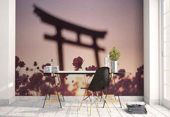 Ταπετσαρία τοιχογραφία Melancholic Autumn