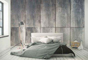 Ταπετσαρία τοιχογραφία Metal Wall