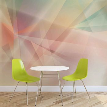 Ταπετσαρία τοιχογραφία Modern Abstract Art Prism