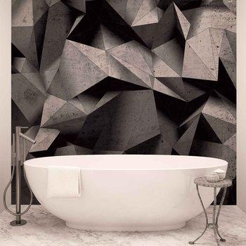 Ταπετσαρία τοιχογραφία Modern Abstract Geometric Art