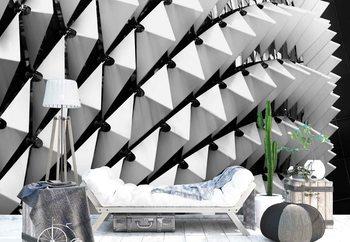 Ταπετσαρία τοιχογραφία Modern Architecture