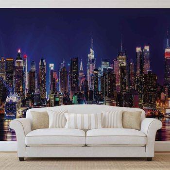 Ταπετσαρία τοιχογραφία New York City