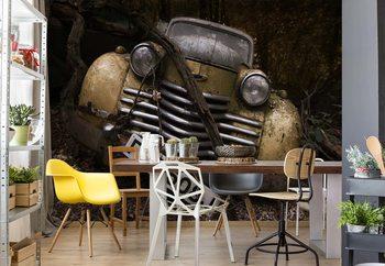 Ταπετσαρία τοιχογραφία Opel Olympia