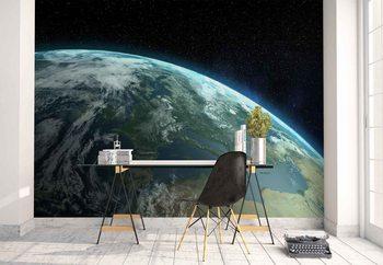 Ταπετσαρία τοιχογραφία Planet Earth