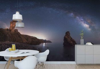 Ταπετσαρία τοιχογραφία Sea Of Galaxies
