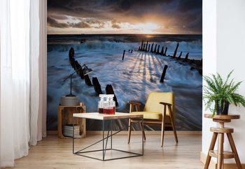 Ταπετσαρία τοιχογραφία Shipwrecked