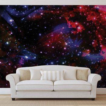 Ταπετσαρία τοιχογραφία Space Stars