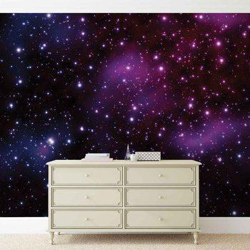 Ταπετσαρία τοιχογραφία Stars Cosmos Universe