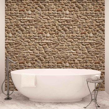 Ταπετσαρία τοιχογραφία Stone Wall