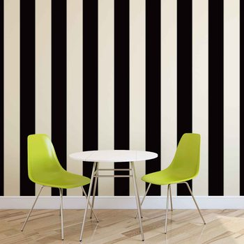 Ταπετσαρία τοιχογραφία Streifen Muster