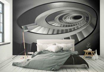 Ταπετσαρία τοιχογραφία Swirl