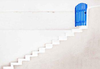 Ταπετσαρία τοιχογραφία The Blue Gate