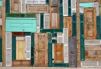 Ταπετσαρία τοιχογραφία  The Doors
