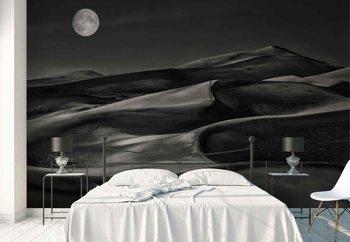 Ταπετσαρία τοιχογραφία The Night Walked Down The Sky