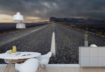 Ταπετσαρία τοιχογραφία The Road
