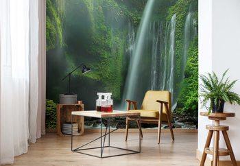 Ταπετσαρία τοιχογραφία Tiu Kelep Waterfalls