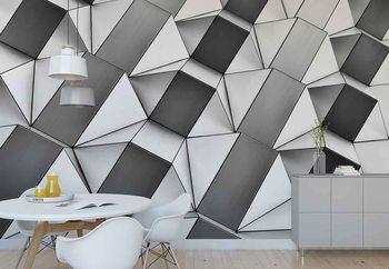 Ταπετσαρία τοιχογραφία Triangles