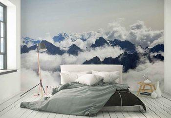 Ταπετσαρία τοιχογραφία Up In The Clouds