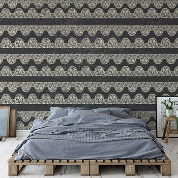 Ταπετσαρία τοιχογραφία Vintage Lace Pattern
