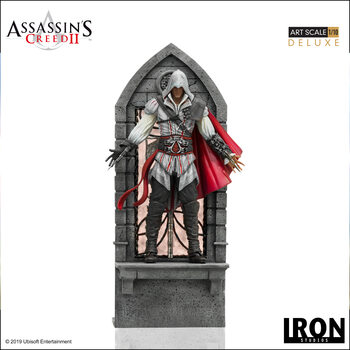 Статуетка Assassin's Creed - Ezio Auditore (Deluxe)