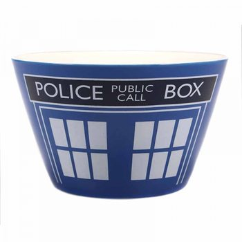 Bowl Dr. Who - Tardis