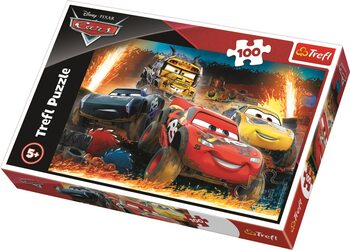 Puzzle Cars 3: Extreme Race