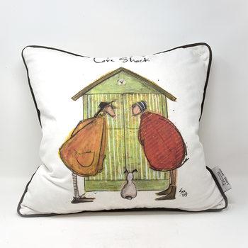Cushion Sam Toft - Love Shack