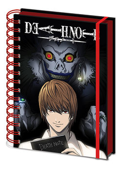 Death Note - Shadow Блокноти