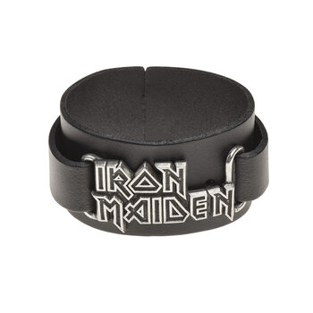 Браслет Iron Maiden - Logo