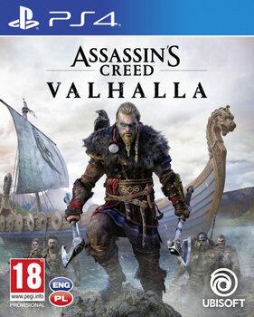 Видеоигра Assassin's Creed Valhalla (PS4)
