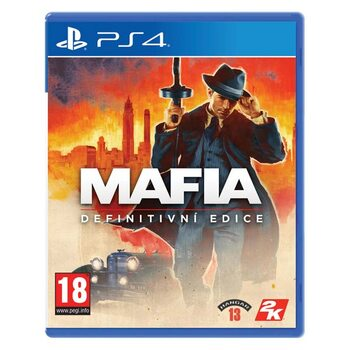Видеоигра Mafia I Definitive Edition (PS4)