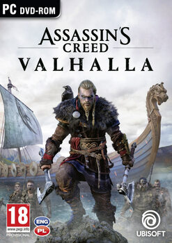 Відеогра Assassin's Creed Valhalla (PC)