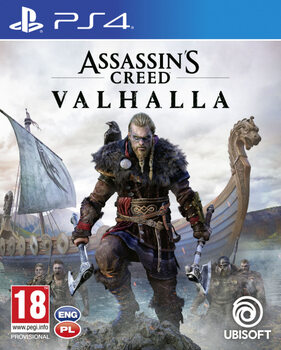 Відеогра Assassin's Creed Valhalla (PS4)