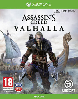 Відеогра Assassin's Creed Valhalla (XBOX ONE)