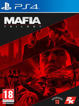 Відеогра Mafia Trilogy (PS4)