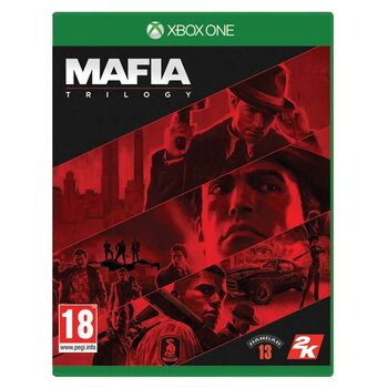 Відеогра Mafia Trilogy (XBOX ONE)