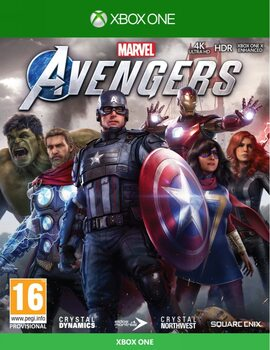 Відеогра Marvel's Avengers (XBOX ONE)
