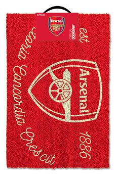 Килимок під двері Arsenal FC - Crest