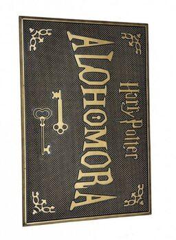 Дверний килимок Harry Potter - Alohomora (Rubber)