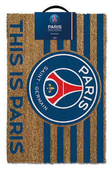 Дверний килимок  PSG - This is Paris