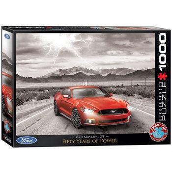 пъзели 2015 Ford Mustang GT