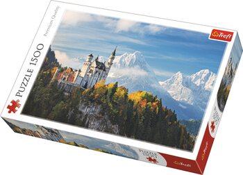 Πъзели Bavarian Alps