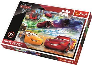 пъзели Cars 3