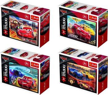 Πъзели Cars 3: New Winners 4in1