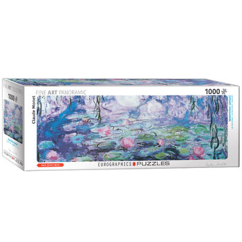 пъзели Claude Monet - Waterlilies